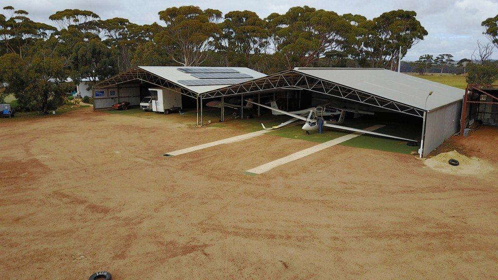 West Australia Gliding Club, Facilities, Beverley Soaring Society