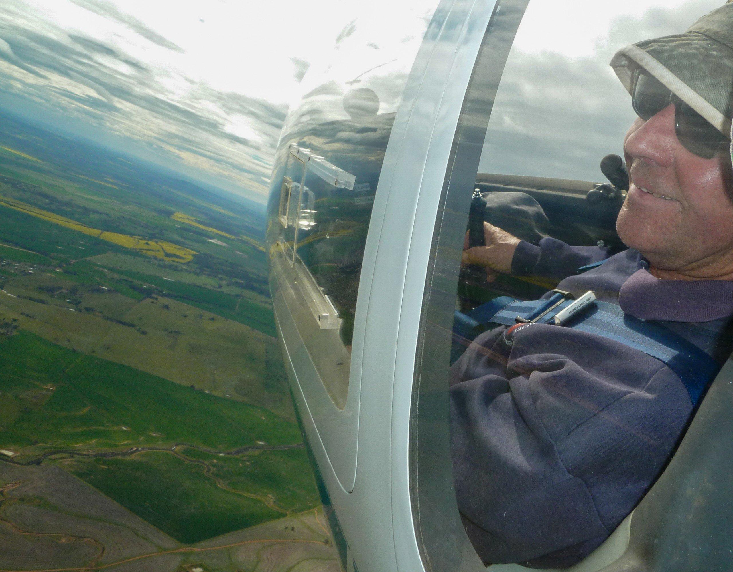 The sport of gliding, The Sport of Gliding, Beverley Soaring Society
