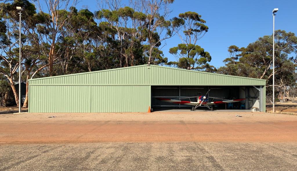 Towplane Hangar