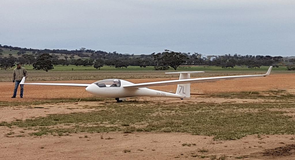 GAP starting its maiden flight at Beverley